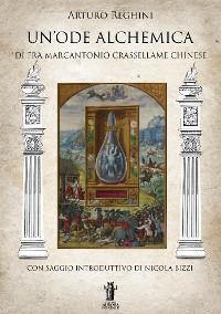 Cover Un'Ode Alchemica di Fra Marcantonio Crasellame Chinese