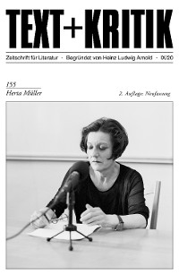 Cover TEXT + KRITIK 155 - Herta Müller