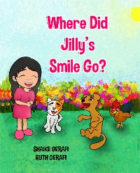 Cover Where Did Jilly's Smile Go?