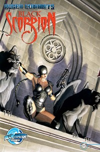Cover Black Scorpion #0