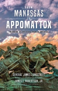 Cover From Manassas to Appomattox