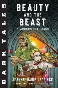 Cover Dark Tales: Beauty and the Beast