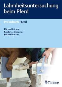 Cover Lahmheitsuntersuchung beim Pferd