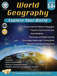 Cover World Geography Resource Book