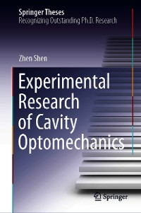Cover Experimental Research of Cavity Optomechanics