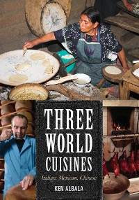 Cover Three World Cuisines