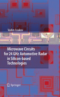 Cover Microwave Circuits for 24 GHz Automotive Radar in Silicon-based Technologies