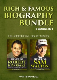 Cover Rich & Famous Biography Bundle: 2 Books in 1