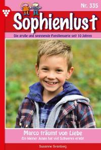 Cover Sophienlust 335 – Familienroman