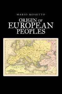 Cover Origins of European Peoples