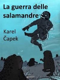 Cover La guerra delle salamandre