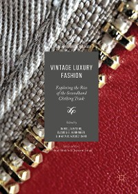 Cover Vintage Luxury Fashion