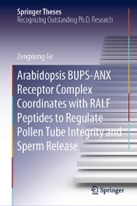 Cover Arabidopsis BUPS-ANX Receptor Complex Coordinates with RALF Peptides to Regulate Pollen Tube Integrity and Sperm Release