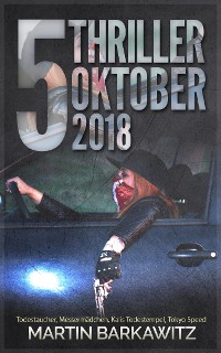 Cover 5 Thriller Oktober 2018
