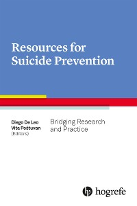 Cover Resources for Suicide Prevention