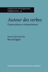 Cover Autour des verbes