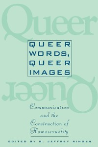 Cover Queer Words, Queer Images