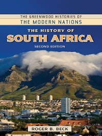 Cover The History of South Africa