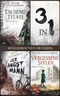Cover Der Angstmann - Tausend Teufel - Vergessene Seelen