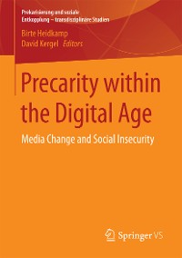 Cover Precarity within the Digital Age