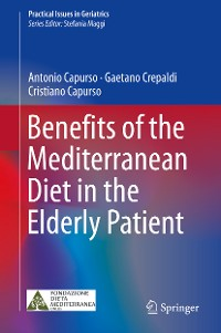Cover Benefits of the Mediterranean Diet in the Elderly Patient