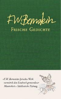 Cover Frische Gedichte