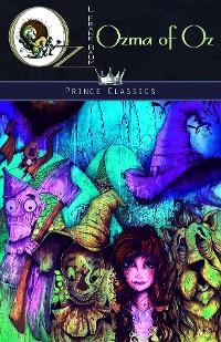 Cover Ozma of Oz