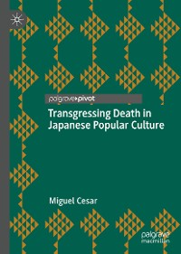 Cover Transgressing Death in Japanese Popular Culture