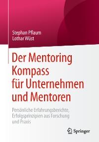 Cover Der Mentoring Kompass für Unternehmen und Mentoren