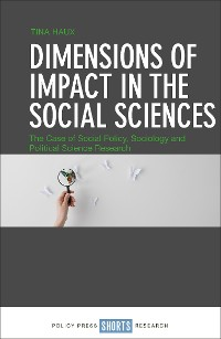 Cover Dimensions of Impact in the Social Sciences