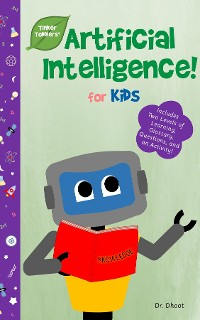 Cover Artificial Intelligence for Kids (Tinker Toddlers)