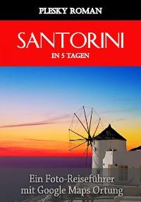Cover Santorini in 5 Tagen
