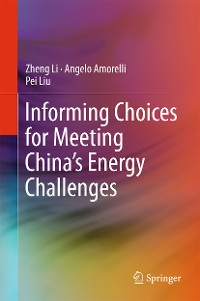 Cover Informing Choices for Meeting China's Energy Challenges