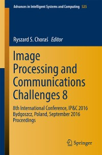 Cover Image Processing and Communications Challenges 8