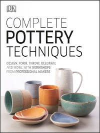 Cover Complete Pottery Techniques