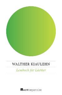 Cover Lesebuch für Lächler