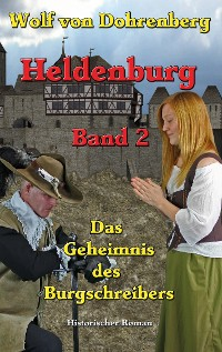 Cover Heldenburg Band 2
