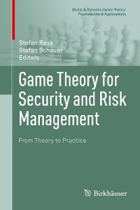 Cover Game Theory for Security and Risk Management