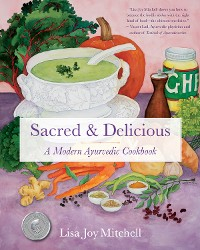 Cover Sacred & Delicious
