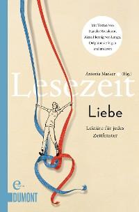 Cover Lesezeit. Liebe