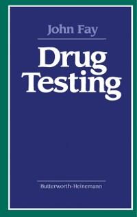 Cover Drug Testing
