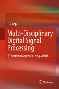 Cover Multi-Disciplinary Digital Signal Processing