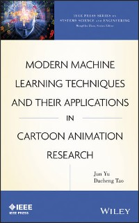 Cover Modern Machine Learning Techniques and Their Applications in Cartoon Animation Research
