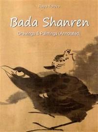 Cover Bada Shanren: Drawings & Paintings (Annotated)