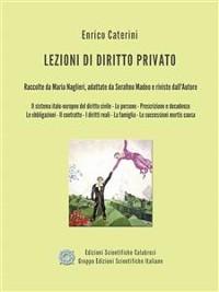 Cover Lezioni di Diritto Privato - Versione Integrale