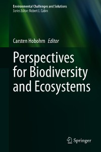 Cover Perspectives for Biodiversity and Ecosystems