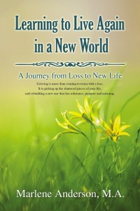 Cover Learning to Live Again in a New World
