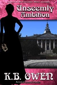Cover Unseemly Ambition