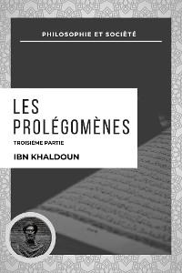 Cover Les Prolégomènes