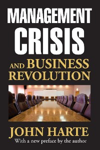 Cover Management Crisis and Business Revolution